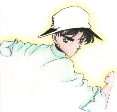 FanArt: Heiji Hattori