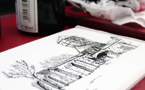 Wittstocker Ansichten 1: Amtsturm und Stadtmauer