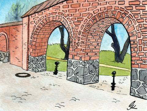 Wittstocker Ansichten #5: Am Wolfsloch