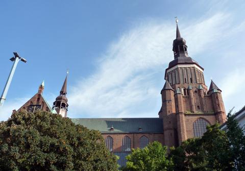 Stralsund: Marienkirche