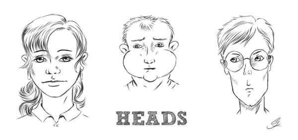 Kopfübungen