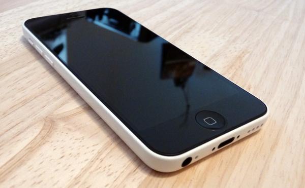 iPhone 5C Front
