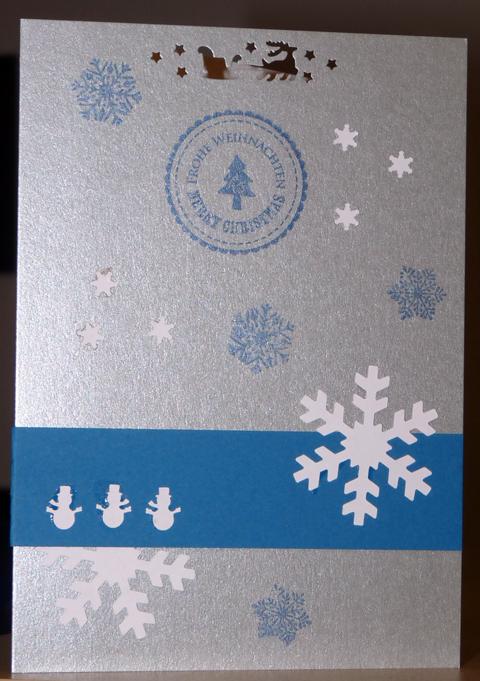 Weihnachtskarte archives page 2 of 4 gedankenfreier fall - Weihnachtsstempel tchibo ...