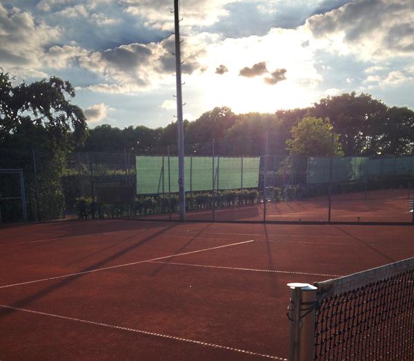 Tennisplatz Anderten