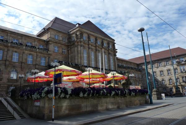 Rathaus von Kasel