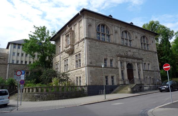 Bibliotheksgebäude Kassel