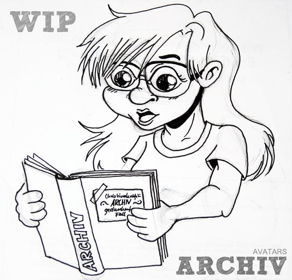 WIP: Avatar Archiv