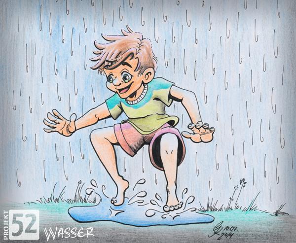 Projekt 52: Wasser