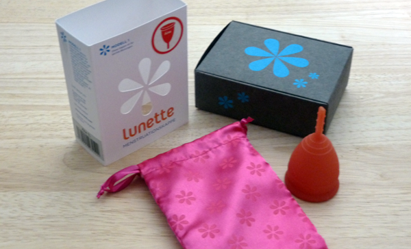 Menstruationskappe von Lunette