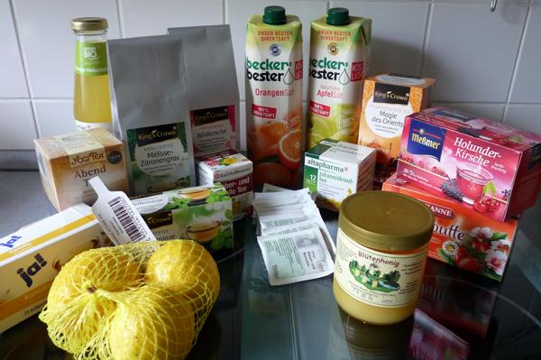 Tees und mehr für unsere Fastenpläne