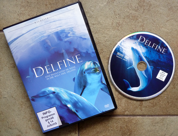 """Dokumentation über Delfine - """"Eine phantastische Reise in die Welt der Delfine"""""""