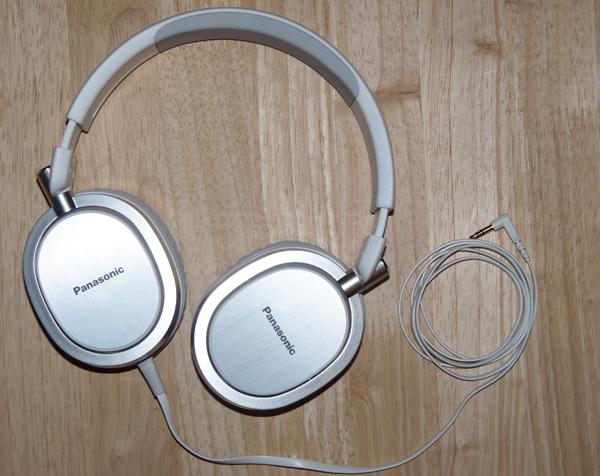 Kopfhörer Panasonic RP-HX550 in weiß