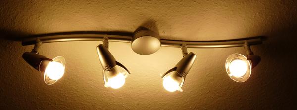 LEDs im Einsatz