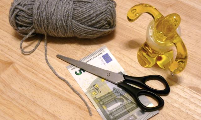 Material für Geldmäuse