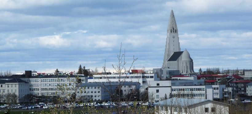 Hallgrímskirkja Reykjavík