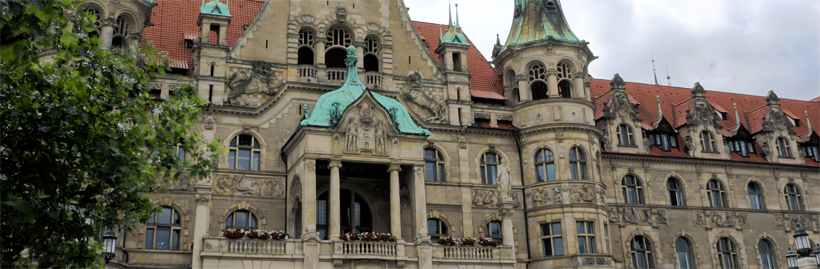 Hannover Rathaus HDR