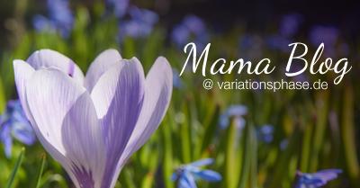Mein Mama Blog - ein neuer Anfang